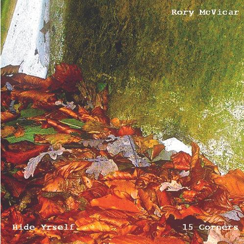 "Rory McVicar / Hoofus Split 7""ep"