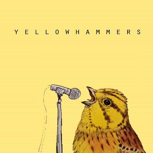Yellowhammers - Crunch mini-album