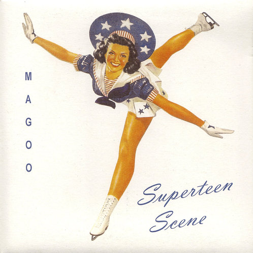 Magoo - Superteen Scene
