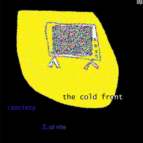 """The Cold Front / Hoofus 7""""ep"""