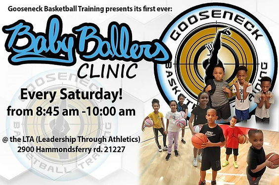 Baby Ballers Clinic