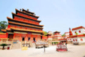 Puning Temple Hebei Province Must See