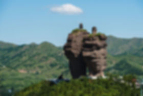 Twice Tower Mountain Hebei Province Must See