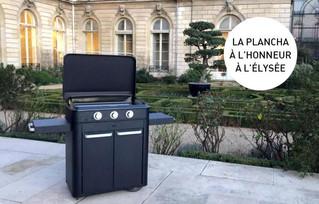 Marketing et design : le couple gagnant de la plancha ENO pour s'inviter à l'Elysée