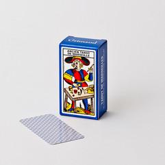 cartomancie  tarot de marseille mini P1.