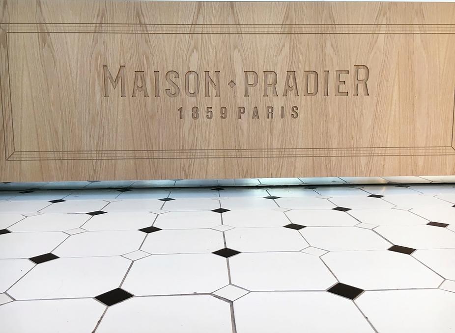 Maison Pradier agence marketing design l