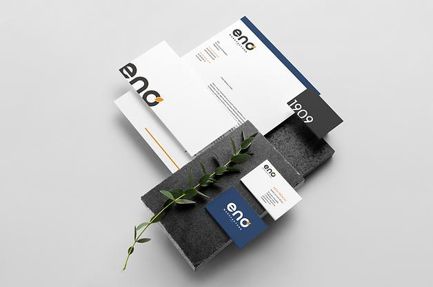 ENO nouveau logo agence design global.pn