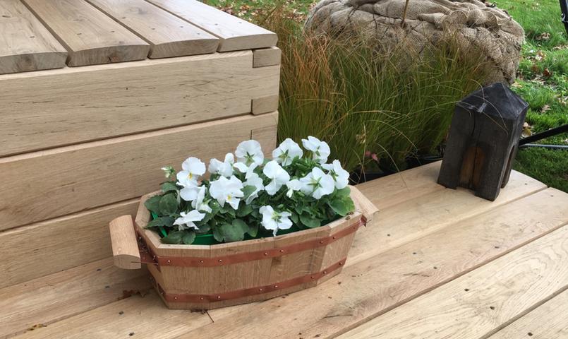 Comment entrer sur le marché de l'aménagement de jardin avec un outil de fabrication limité?