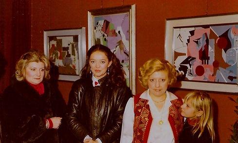 1984 TEATRO NUOVO TORINOA CON AMICHE E N