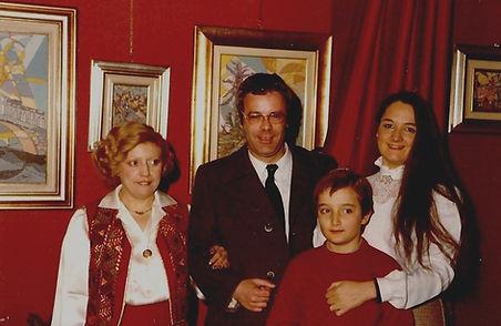 1984 TEATRO NUOVO TORINO CON AMICI