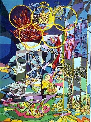 1986  STRESA -O.N.U-PERSONALE  GIOCHI OL