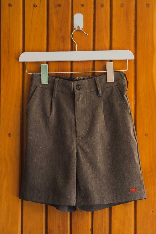 Boys Classic Grey Shorts