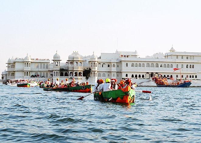 Udaipur Lake Palace Boats.jpeg