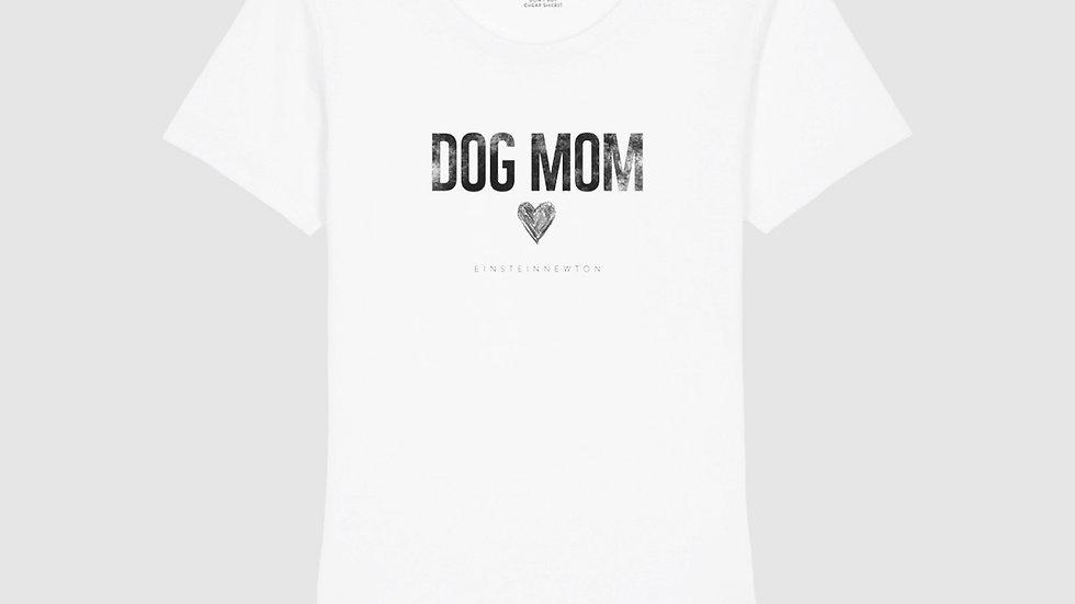 Einstein Newton Shirt Dog Mom