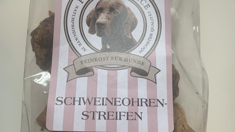 Pepper's choice Schweineohren-Streifen
