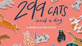 Puzzle 299 Katzen und 1 Hund