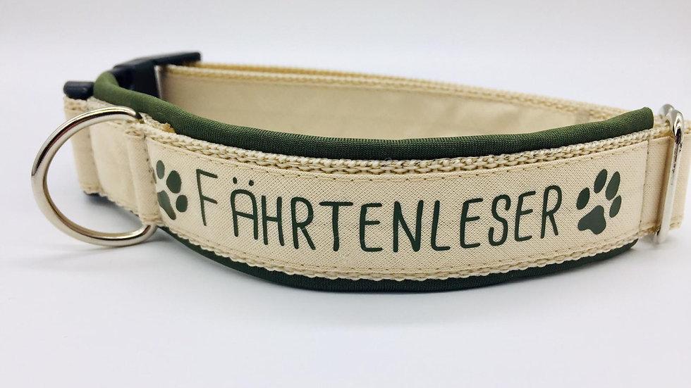 Hundehalsband 'Fährtenleser'