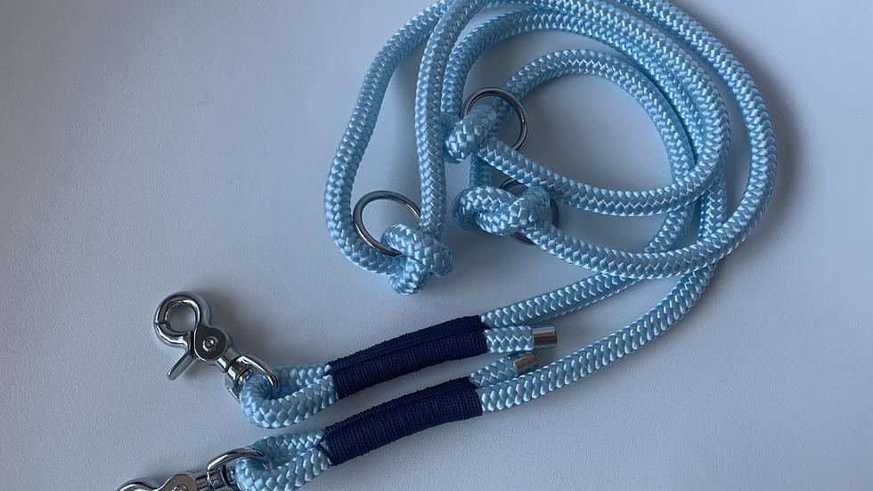 Tauleine Max im Glück Hellblau/dunkelblau