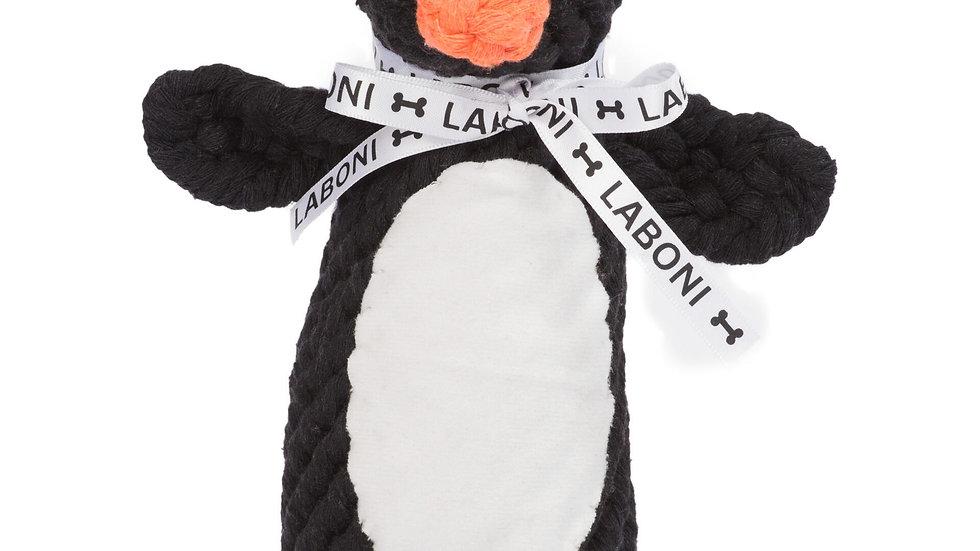 Hundespielzeug 'Poldi Pinguin'