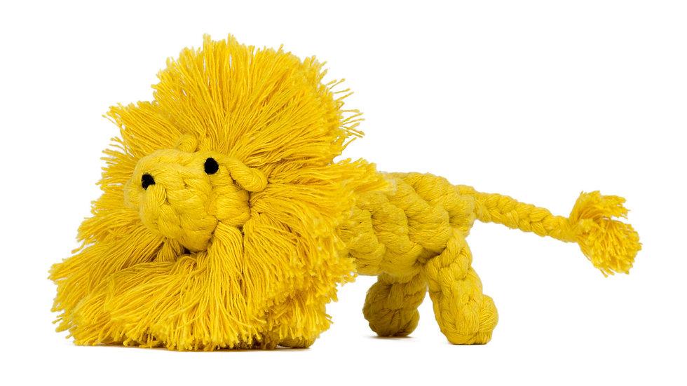 Hundespielzeug 'Leo Löwe'