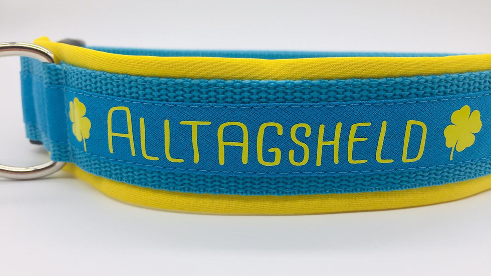 Hundehalsband 'Alltagsheld'