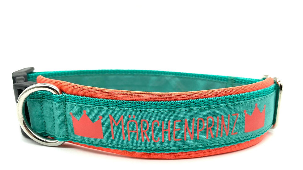 Hundehalsband 'Märchenprinz'