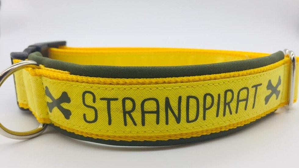 Hundehalsband 'Strandpirat'