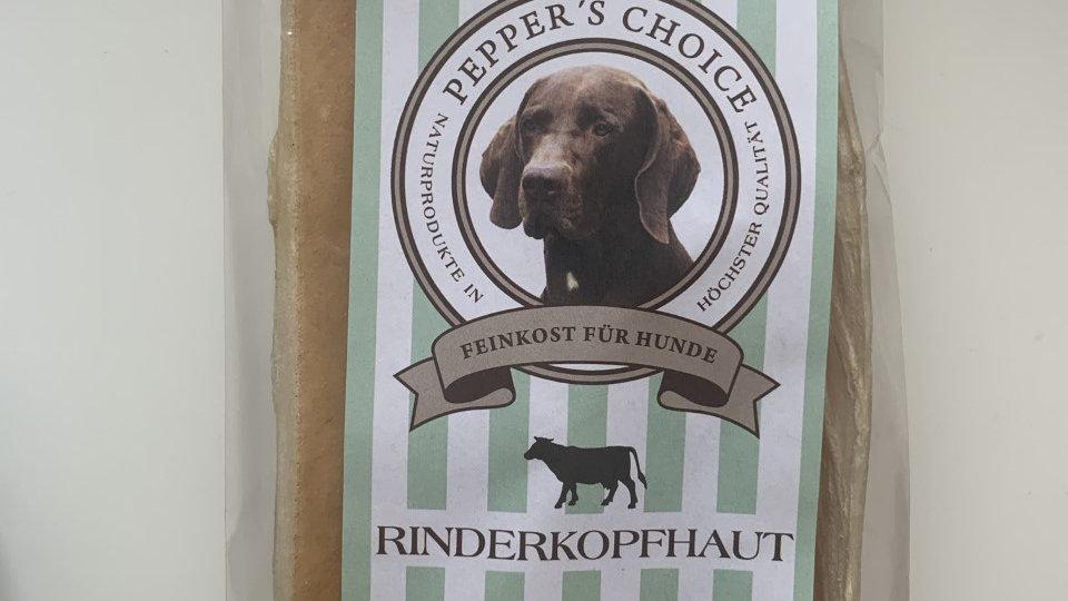Pepper's choice Rinderkopfhaut