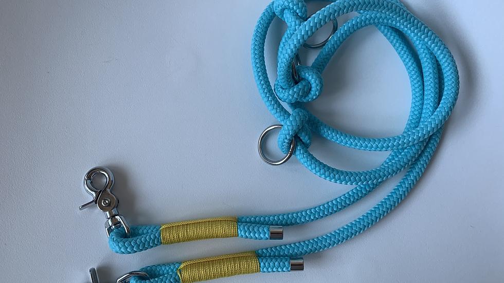 Tauleine Max im Glück Blau/gelb