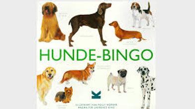 Hunde-Bingo Spiel