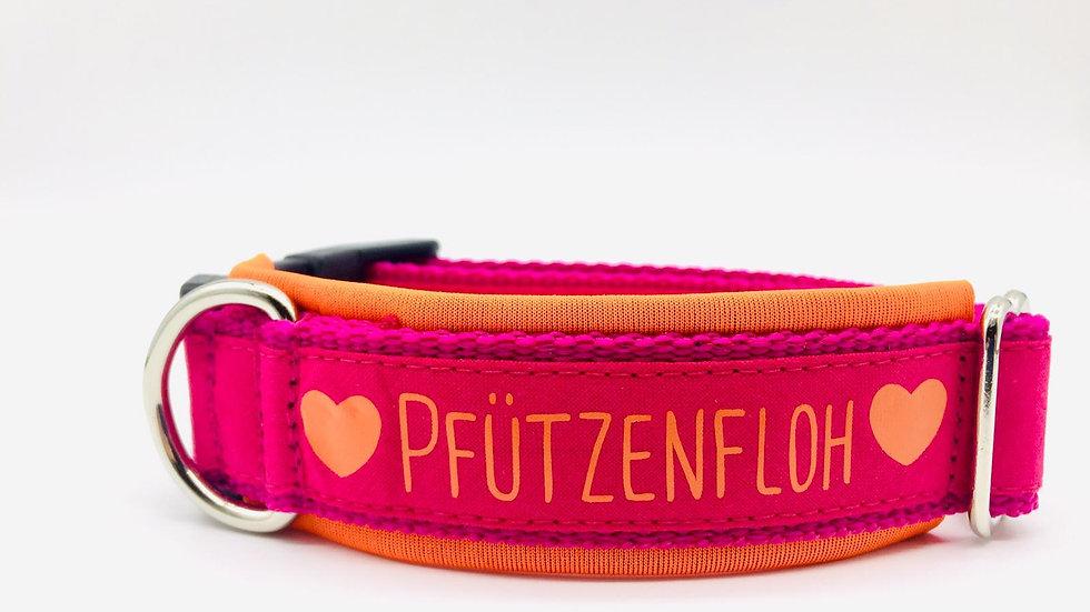 Hundehalsband 'Pfützenfloh'