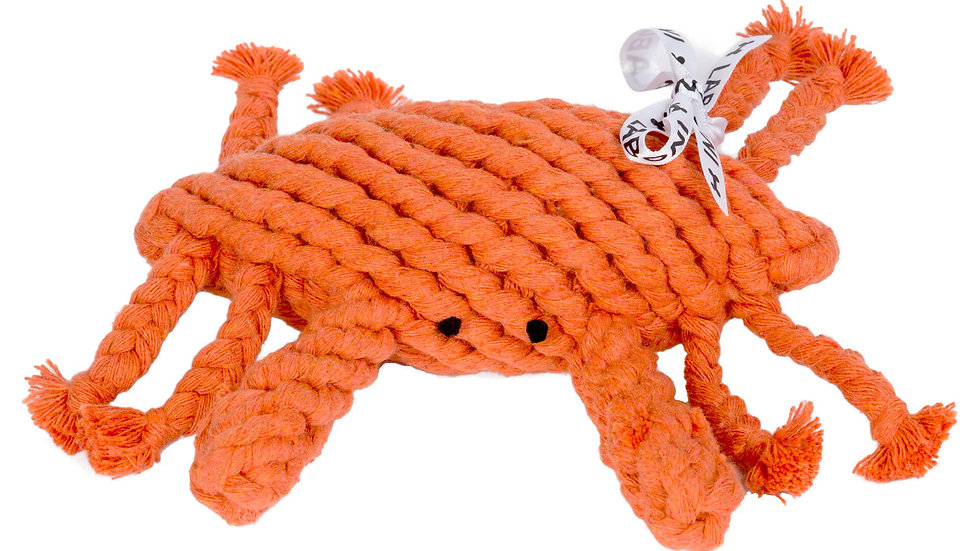 Hundespielzeug 'Kristof Krabbe'