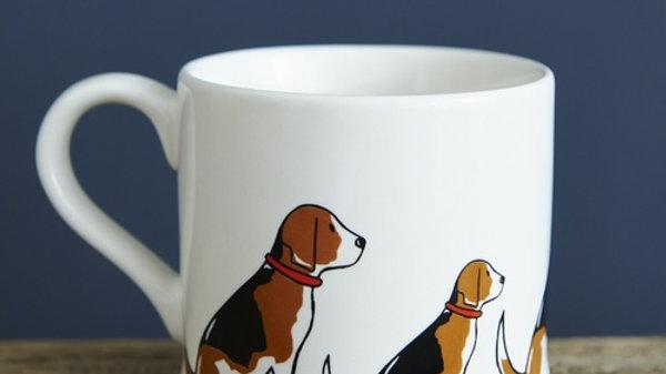 Sweet William Tasse Beagle