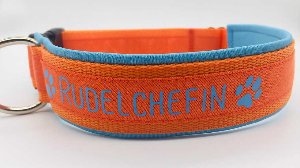Hundehalsband 'Rudelchefin'