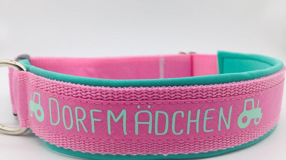 Hundehalsband 'Dorfmädchen'