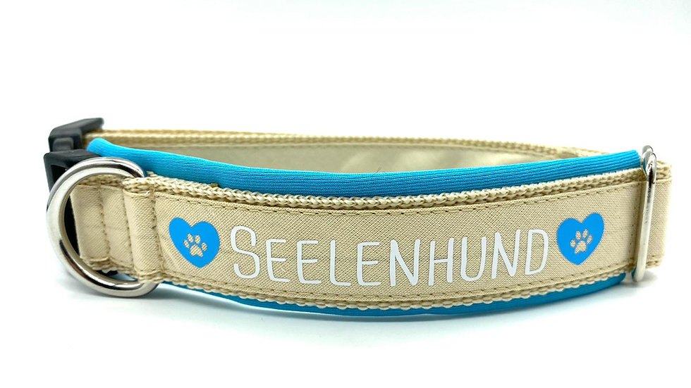 Hundehalsband 'Seelenhund'