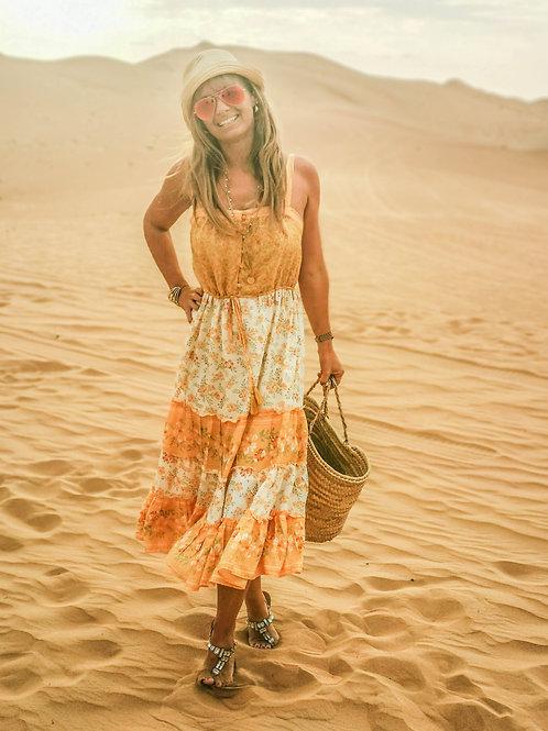 The Anniversary Dress: Boho Festival Dress
