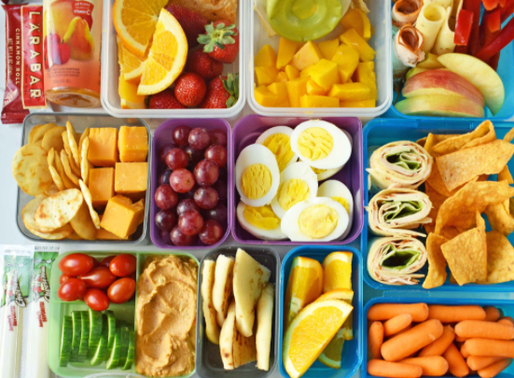 How to Pack a School Lunch with a Punch