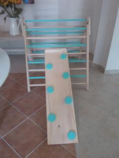 Wooden Indoor Pikler Triangle