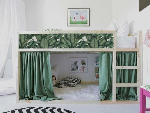The Best Ikea Kura bed Hacks