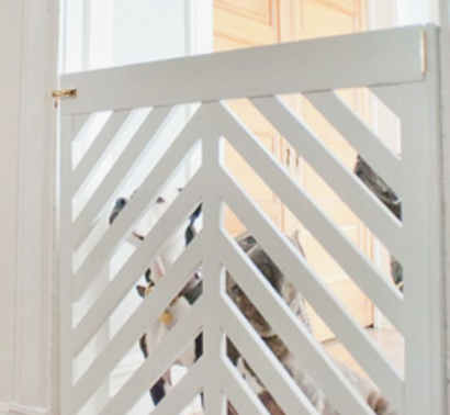 Designs and Ideas for Baby Gates