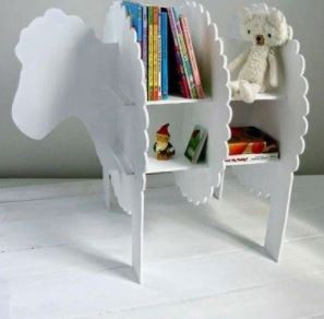 The Most Creative Bookcases for Children