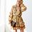 Thumbnail: The Mexican: Mustard Mini Dress