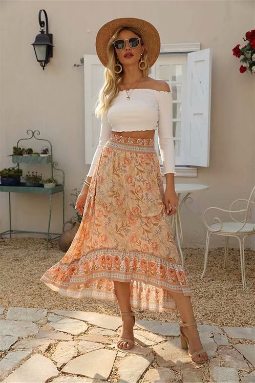 The Boho Queen Skirt