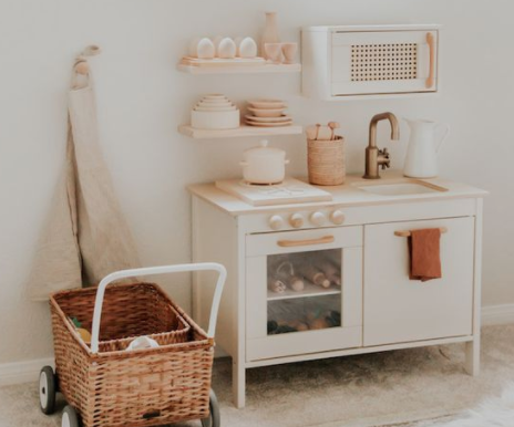 Beautiful Kitchen Inspiration your Little Chefs will LOVE