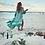 Thumbnail: Nikki Beach Green & White Dress