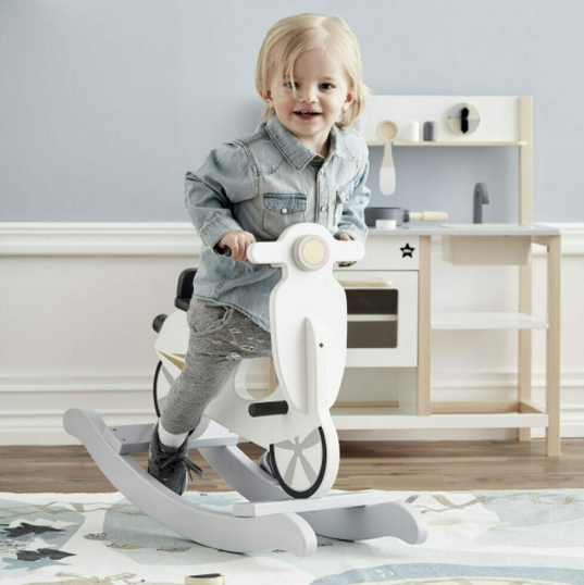 Rocking Scooter