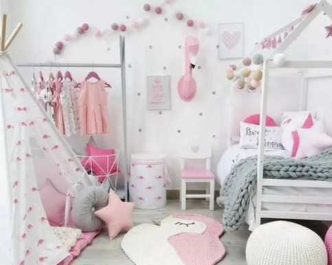 Beautiful Pastel Girls Bedrooms