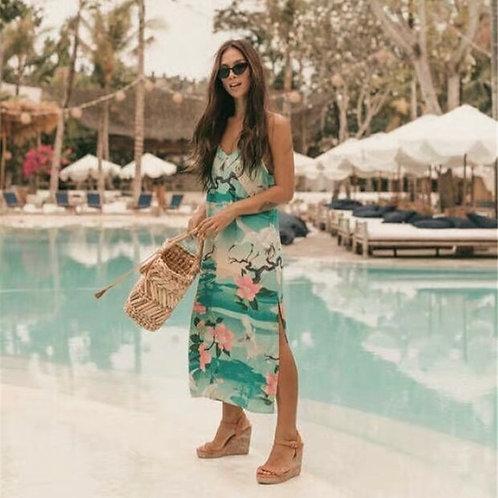 The Hawaiian Shift Dress