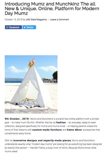 UAE Style Magazine